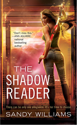 Review: The Shadow Reader by Sandy Williams