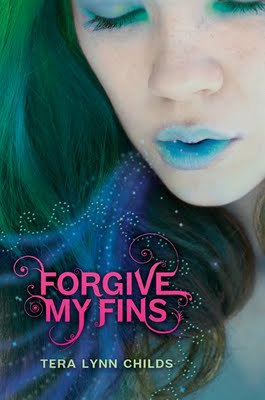 Review: Forgive My Fins by Tera Lynn Childs