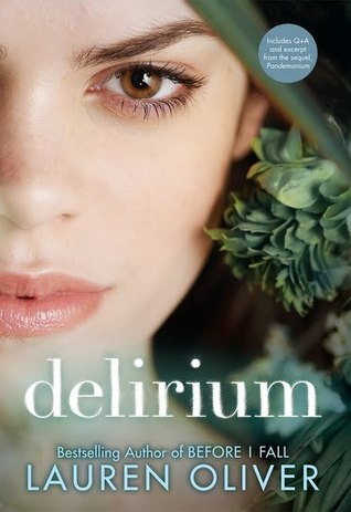 Review: Delirium by Lauren Oliver