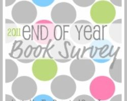 2011 Book Survey
