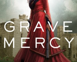 DNF Review: Grave Mercy by Robin LaFevers