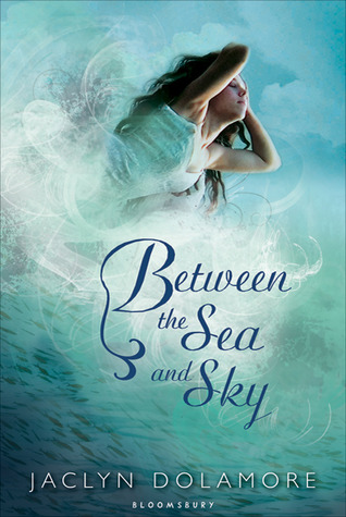 DNF review: Between the Sea and Sky by Jaclyn Dolamore
