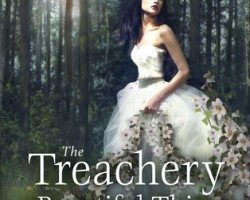 The Treachery of Beautiful Things Blog Tour: Review and GIVEAWAY