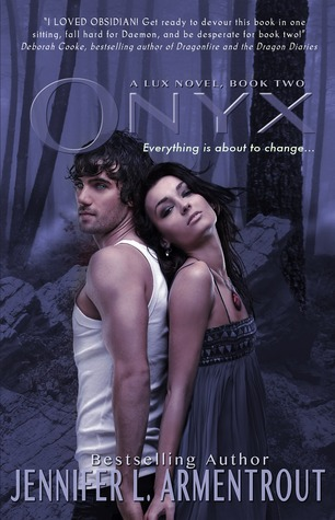 Review: Onyx by Jennifer L. Armentrout