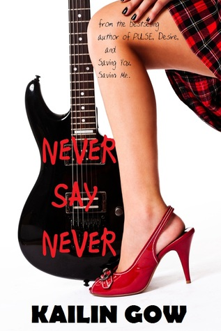 [Blog Tour] Review: Never Say Never by Kailin Gow