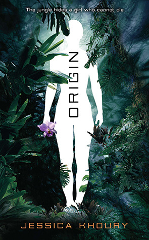 DNF Review: Origin by Jessica Khoury