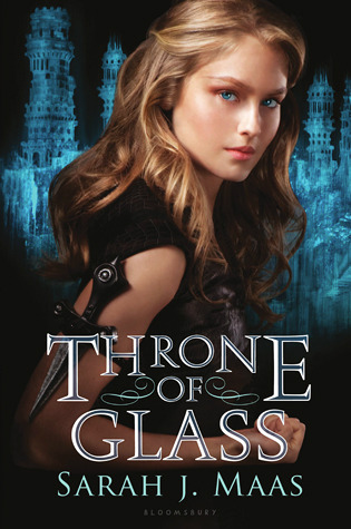 Review: Throne of Glass by Sarah J. Maas
