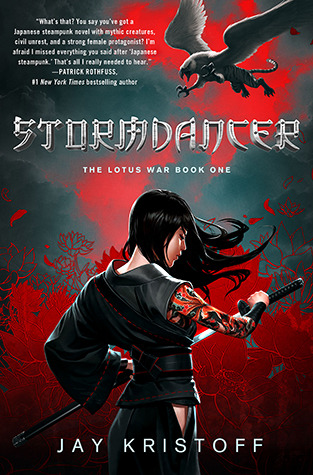 Review: Stormdancer by Jay Kristoff