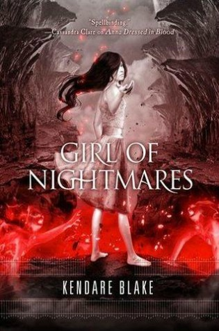 Review: Girl of Nightmares by Kendare Blake