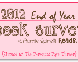 2012 End of the Year Survey