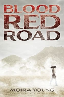 Audiobook Review: Blood Red Road by Moira Young