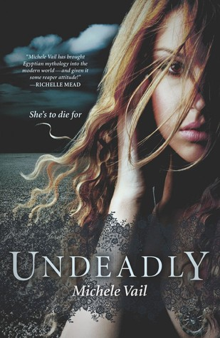DNF Review: Undeadly by Michele Vail