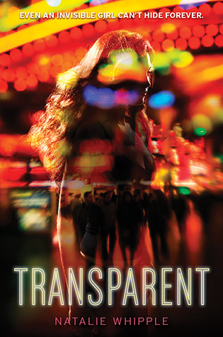 Review: Transparent by Natalie Whipple
