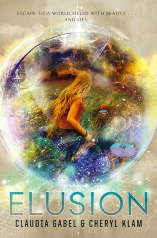 Review: Elusion by Claudia Gabel and Cheryl Klam