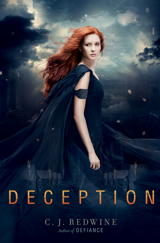 Review: Deception by C.J. Redwine