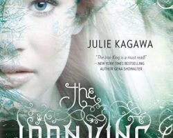 Audiobook Review: The Iron King by Julie Kagawa