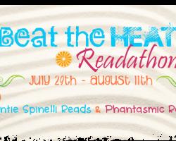 The Beat the Heat Readathon Kicks Off!