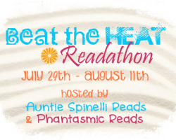Beat the Heat Readathon Sign Ups!