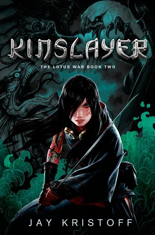 Kinslayer by Jay Kristoff Blog Tour: Review + Giveaway