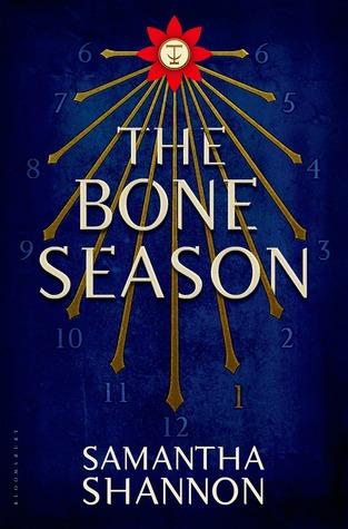 Review: The Bone Season by Samantha Shannon