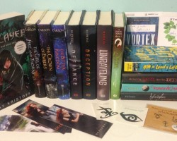 Undersea Spoils (33): More author signings!