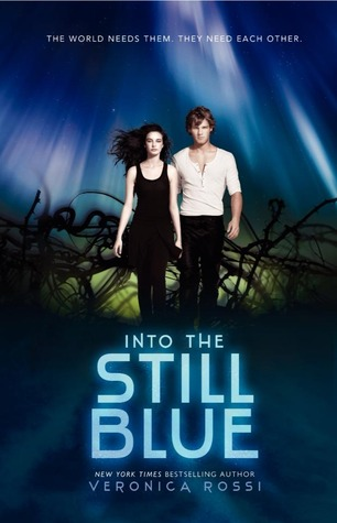 Review: Into the Still Blue by Veronica Rossi