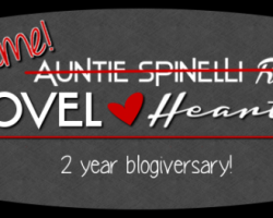 Blogiversary Week: Name Change + Giveaway!