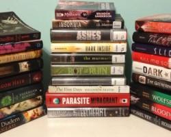 Undersea Spoils (36): Library Sale + Brandon Sanderson Signing