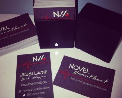 Heartbeat Weekly (1): I got business cards!