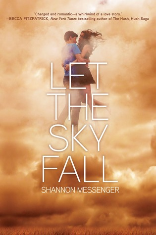 Audiobook Review: Let the Sky Fall by Shannon Messenger