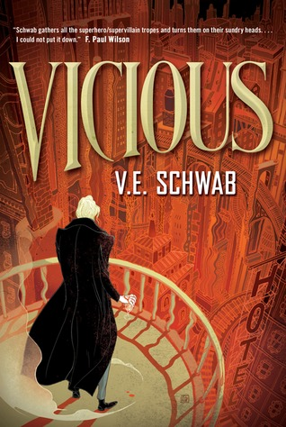 Review: Vicious by Victoria Schwab