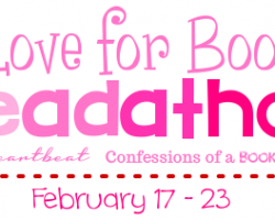Love for Books Readathon Sign Ups!