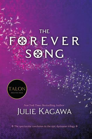 Review: The Forever Song by Julie Kagawa
