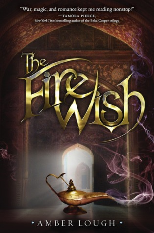 Review: The Fire Wish by Amber Lough