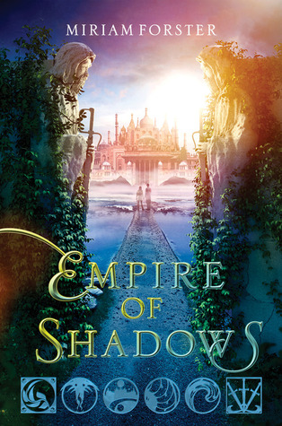 Review: Empire of Shadows by Miriam Forster