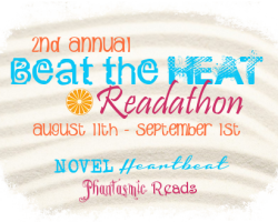 Beat the Heat Readathon Wrap Up!