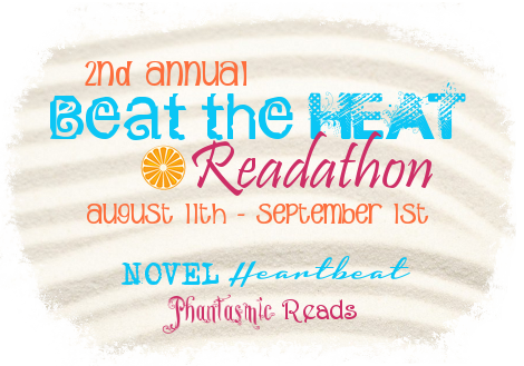 Beat the Heat Readathon Goals and Progress