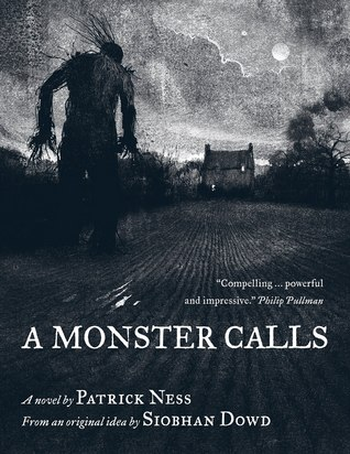 Review: A Monster Calls by Patrick Ness
