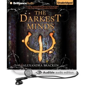 darkest minds by alexandra bracken audiobook