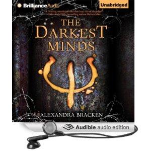 darkest minds by alexandra bracken audiobook