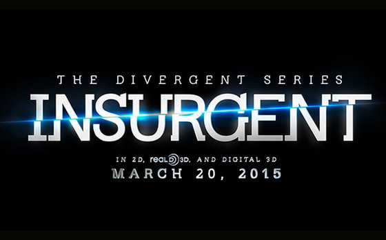 Insurgent movie poster