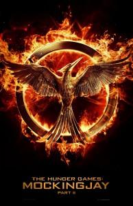 Mockingjay Part 2 movie poster