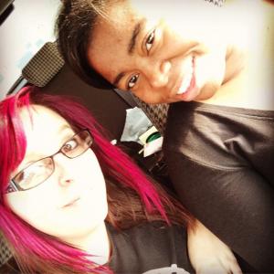 Octavia and Jessi