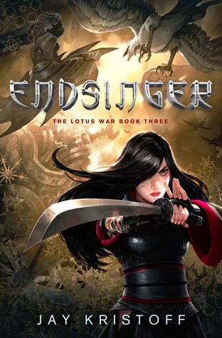 Endsinger by Jay Kristoff Blog Tour: Review & Giveaway