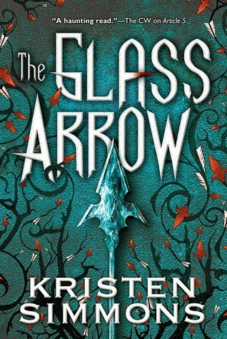 glass arrow