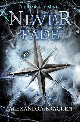 Review & Giveaway: Never Fade by Alexandra Bracken