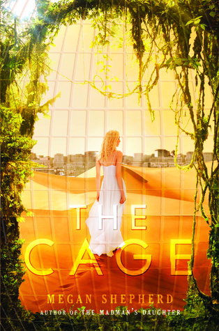 the cage megan shepherd
