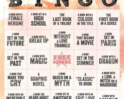 2015 Reading Bingo Challenge