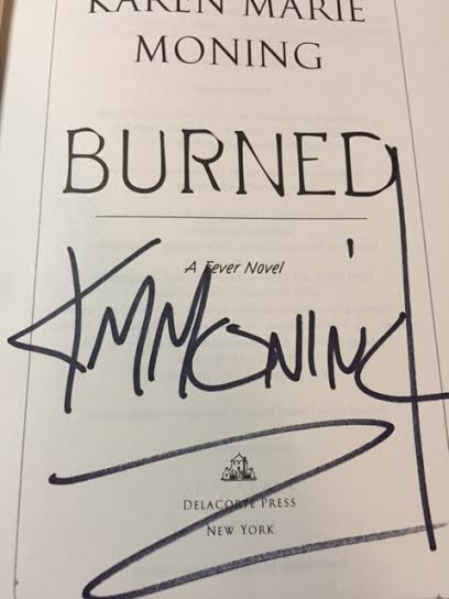 burned kmm signed