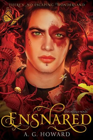 Review & Giveaway: Ensnared by A.G. Howard